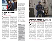 Guidebook to the Marvel Cinematic Universe - Marvel's Captain America: The Winter Soldier #1