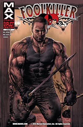 Foolkiller (2007-2008) #5 (of 5)