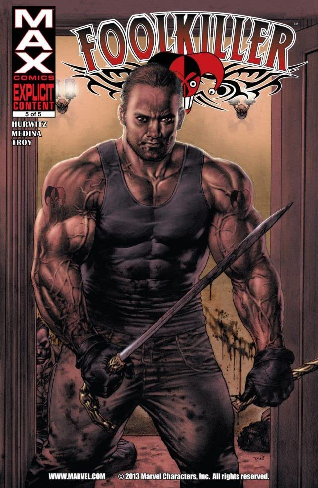 Foolkiller #5 (of 5)