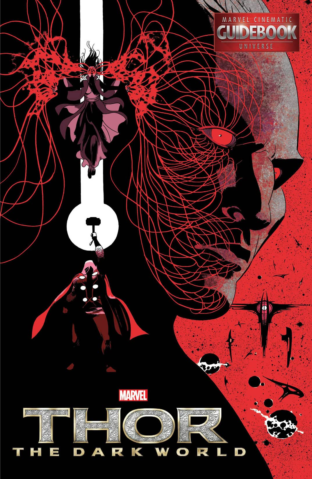 Guidebook to the Marvel Cinematic Universe - Marvel's Thor: The Dark World #1