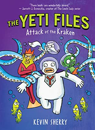 The Yeti Files Vol. 3: Attack of the Kraken