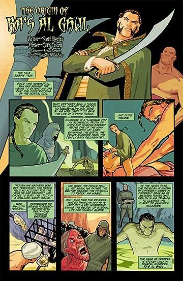 The Origin of Ra's Al Ghul #1