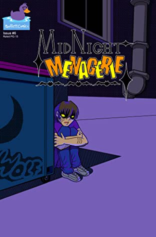 Midnight Menagerie #6
