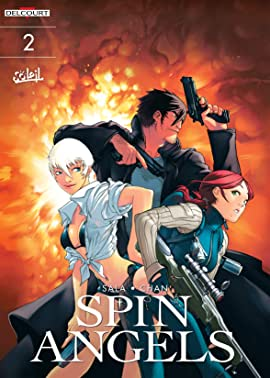 Spin Angels Tome 2: On his Holiness' Secret Service