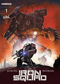 Iron Squad Vol. 1: Red Commando