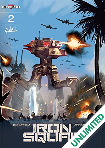 Iron Squad Vol. 2: Pacific Invasion