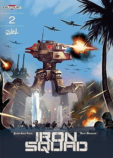 Iron Squad Vol. 2: Pacific Invasion