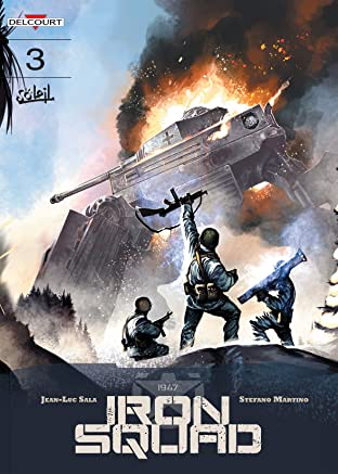 Iron Squad Vol. 3: Operation Rebalance