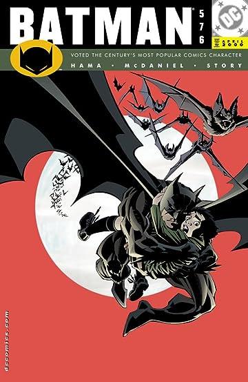 Batman (1940-2011) #576
