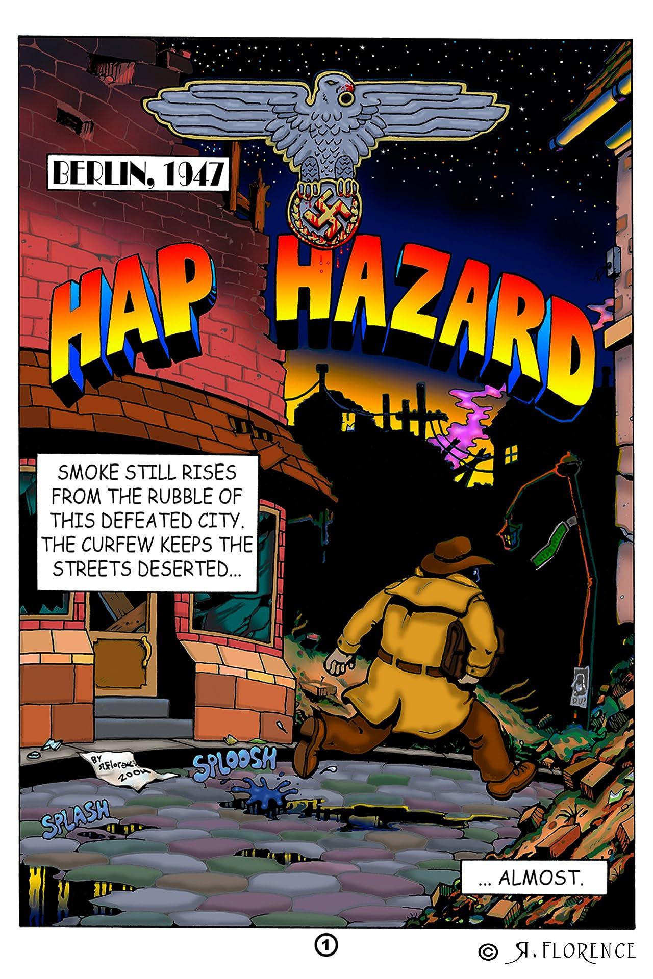 Hap Hazard #1