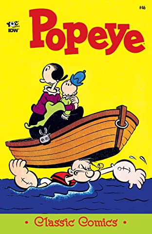 Popeye Classics #46