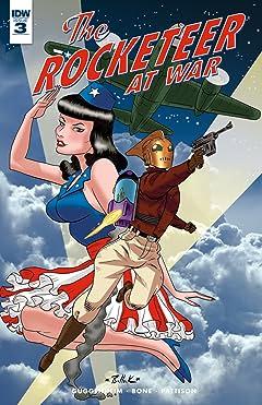 The Rocketeer At War! #3 (of 4)