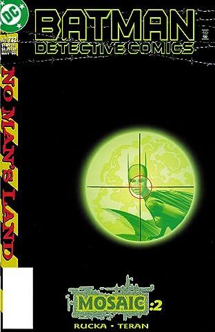 Detective Comics (1937-2011) #732