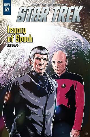 Star Trek (2011-) #57