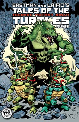 Teenage Mutant Ninja Turtles: Tales of the TMNT Vol. 8