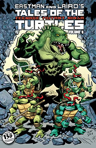 Teenage Mutant Ninja Turtles: Tales of the TMNT Tome 8