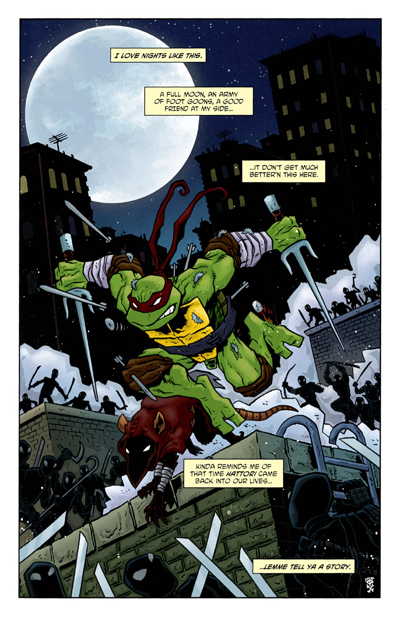 Teenage Mutant Ninja Turtles: Tales of the TMNT Vol. 8