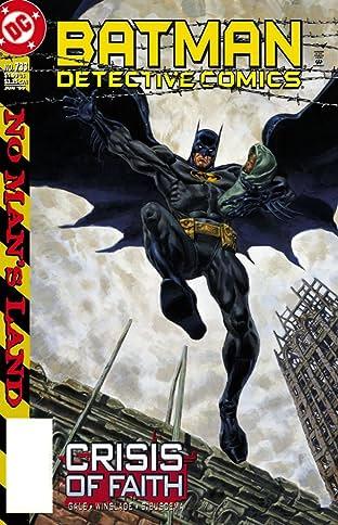 Detective Comics (1937-2011) #733