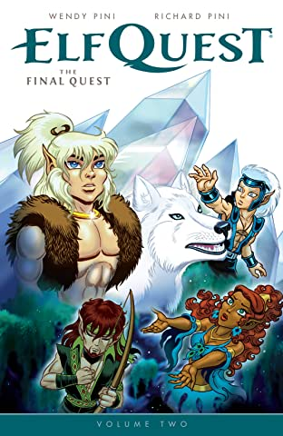 ElfQuest: The Final Quest Tome 2