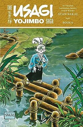 Usagi Yojimbo Saga Vol. 6
