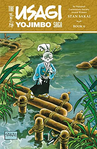 Usagi Yojimbo Saga Vol. 6