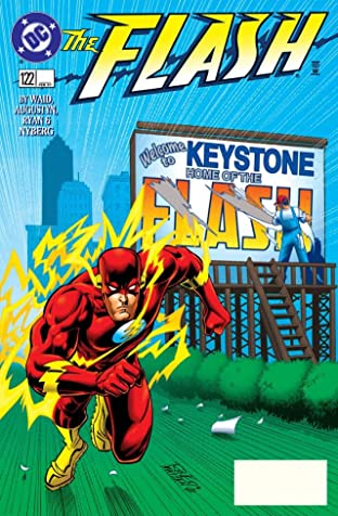The Flash (1987-2009) #122