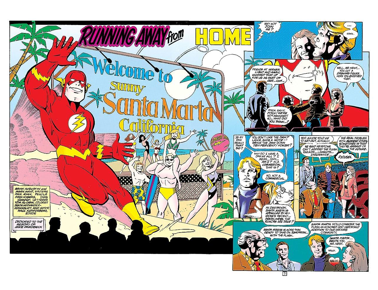 The Flash (1987-2009) #122