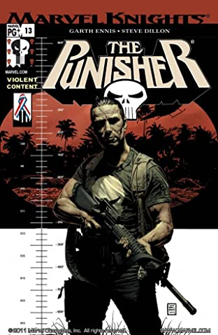 The Punisher (2001-2003) #13