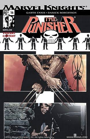 The Punisher (2001-2003) No.16