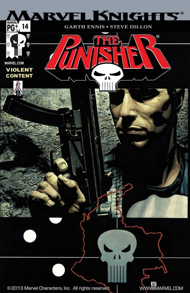 The Punisher (2001-2003) #14