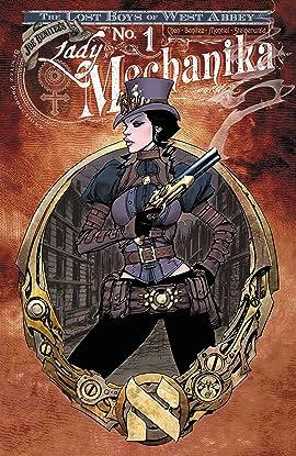Lady Mechanika: Lost Boys of West Abbey #1