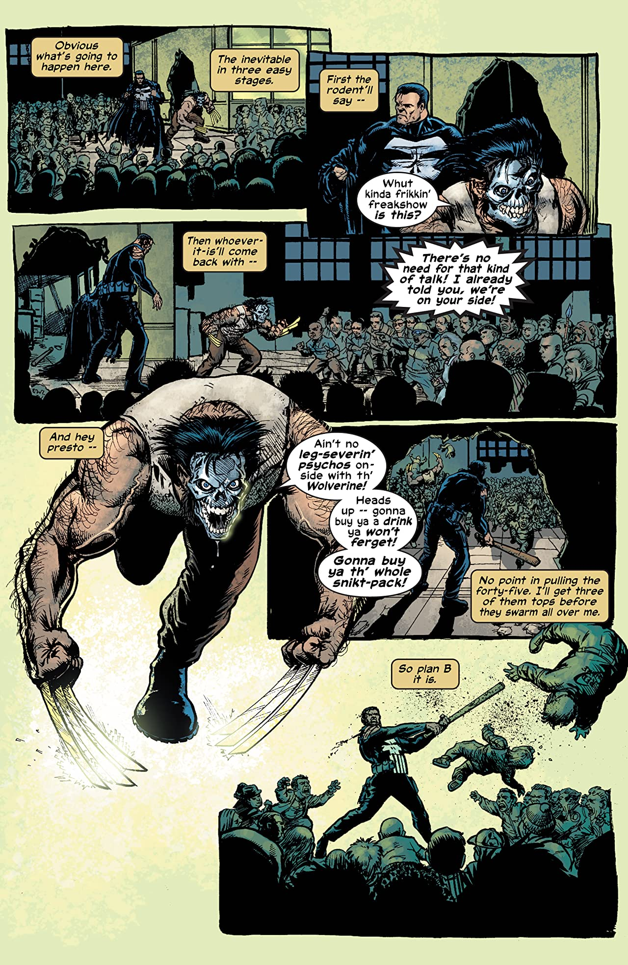 The Punisher (2001-2003) #17