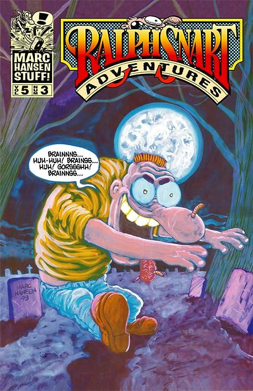 Ralph Snart Adventures Vol. 5, #3