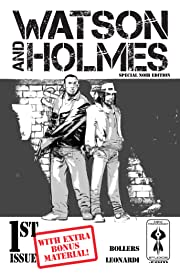 Watson and Holmes - Noir Edition #1