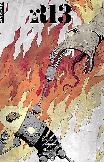 Robot 13 #2 (of 3)