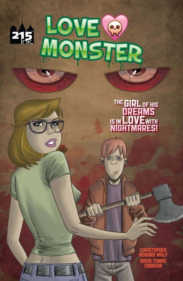 Love Monster #1