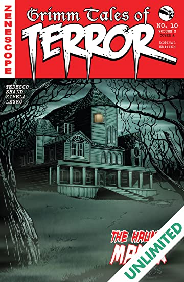 Grimm Tales of Terror Vol. 2 #10