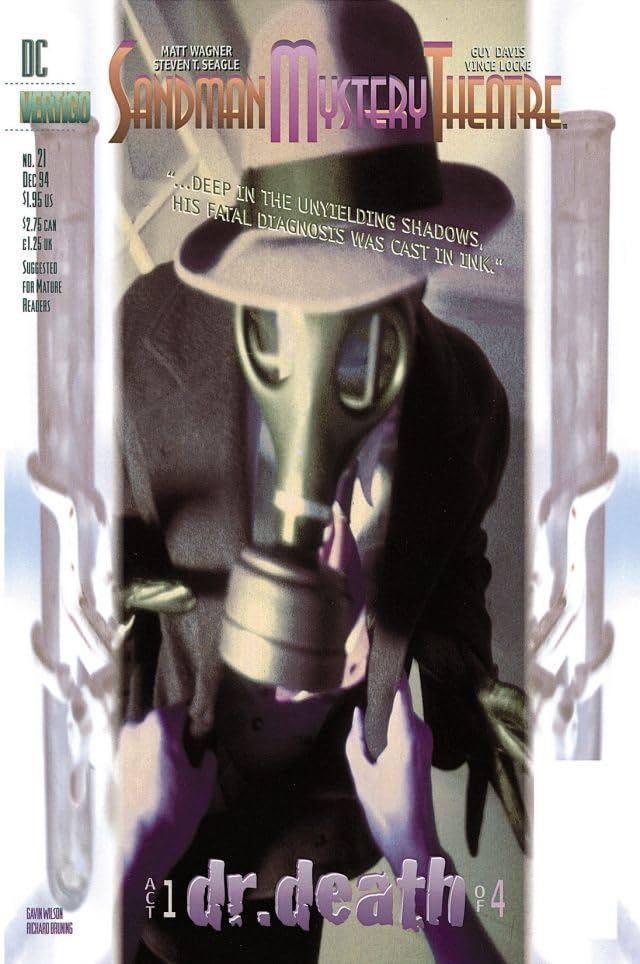 Sandman Mystery Theatre (1993-1999) #21