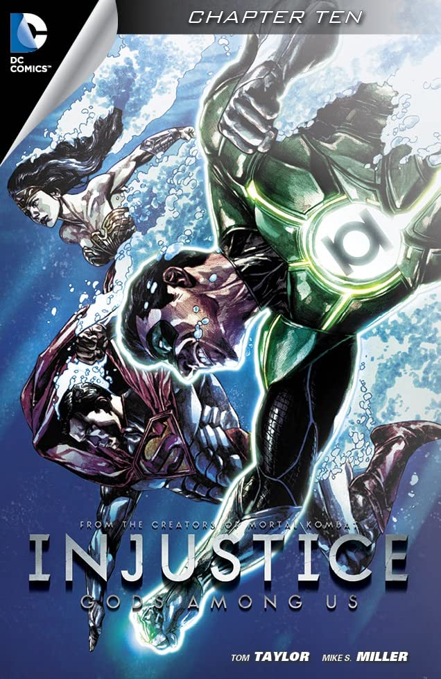 Injustice: Gods Among Us (2013) #10