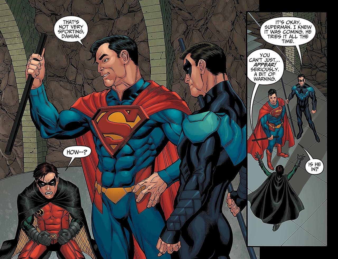 Injustice: Gods Among Us (2013) #10