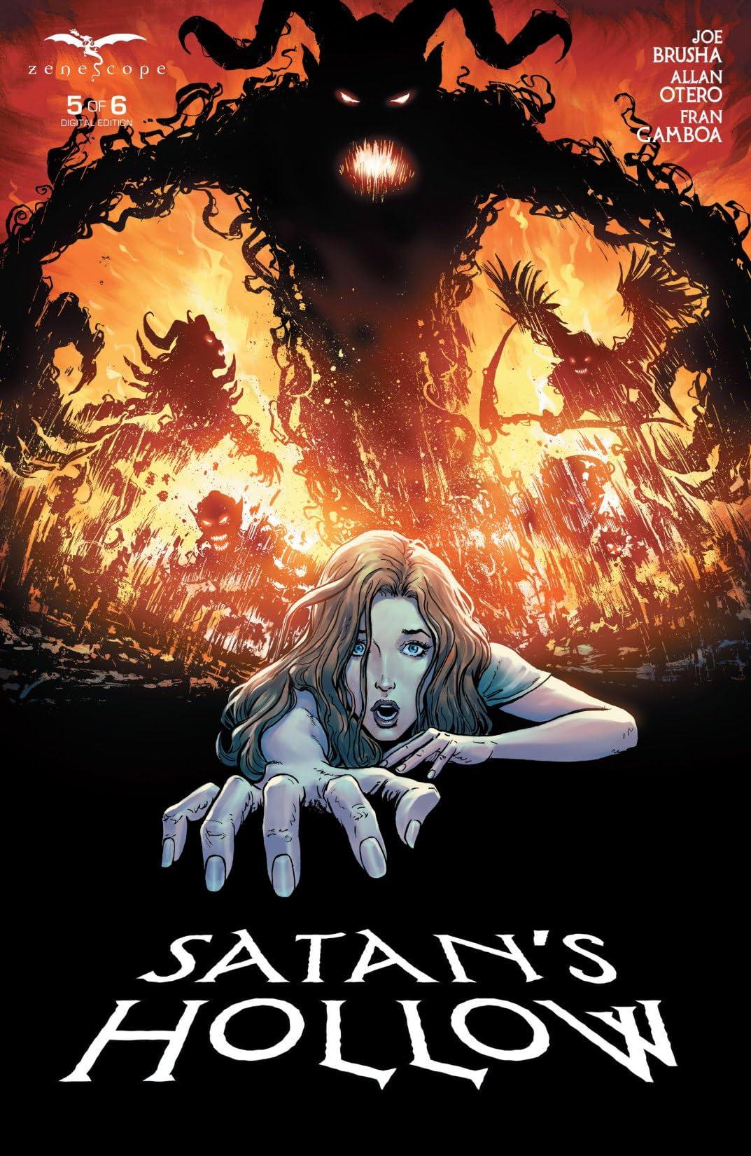 Satan's Hollow #5