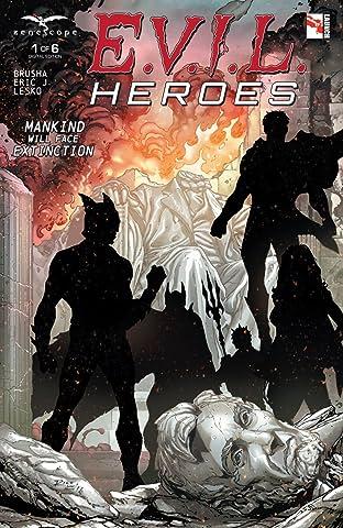 E.V.I.L. Heroes No.1 (sur 6)