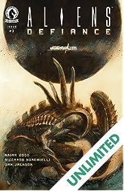 Aliens: Defiance #3