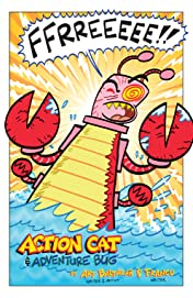 Aw Yeah Comics: Action Cat & Adventure Bug #4