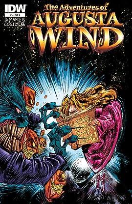 Adventures of Augusta Wind #5