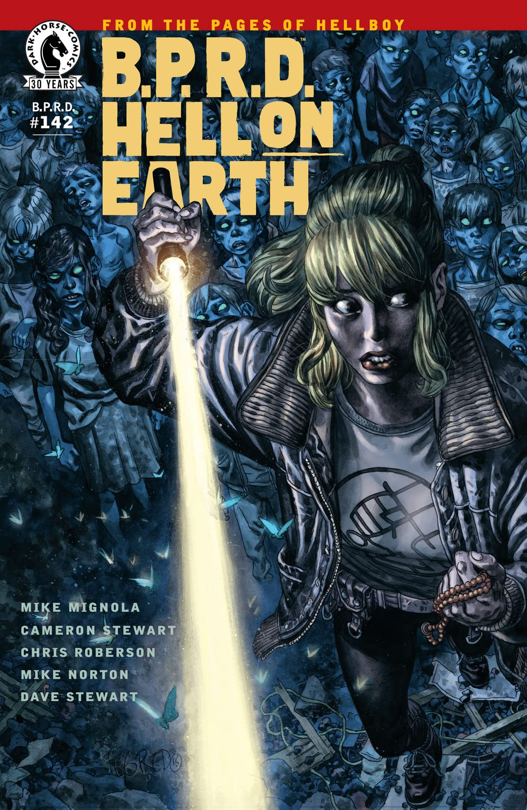 B.P.R.D. Hell on Earth #142