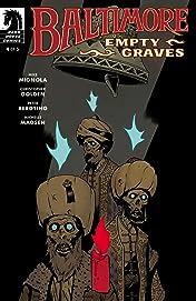 Baltimore: Empty Graves #4