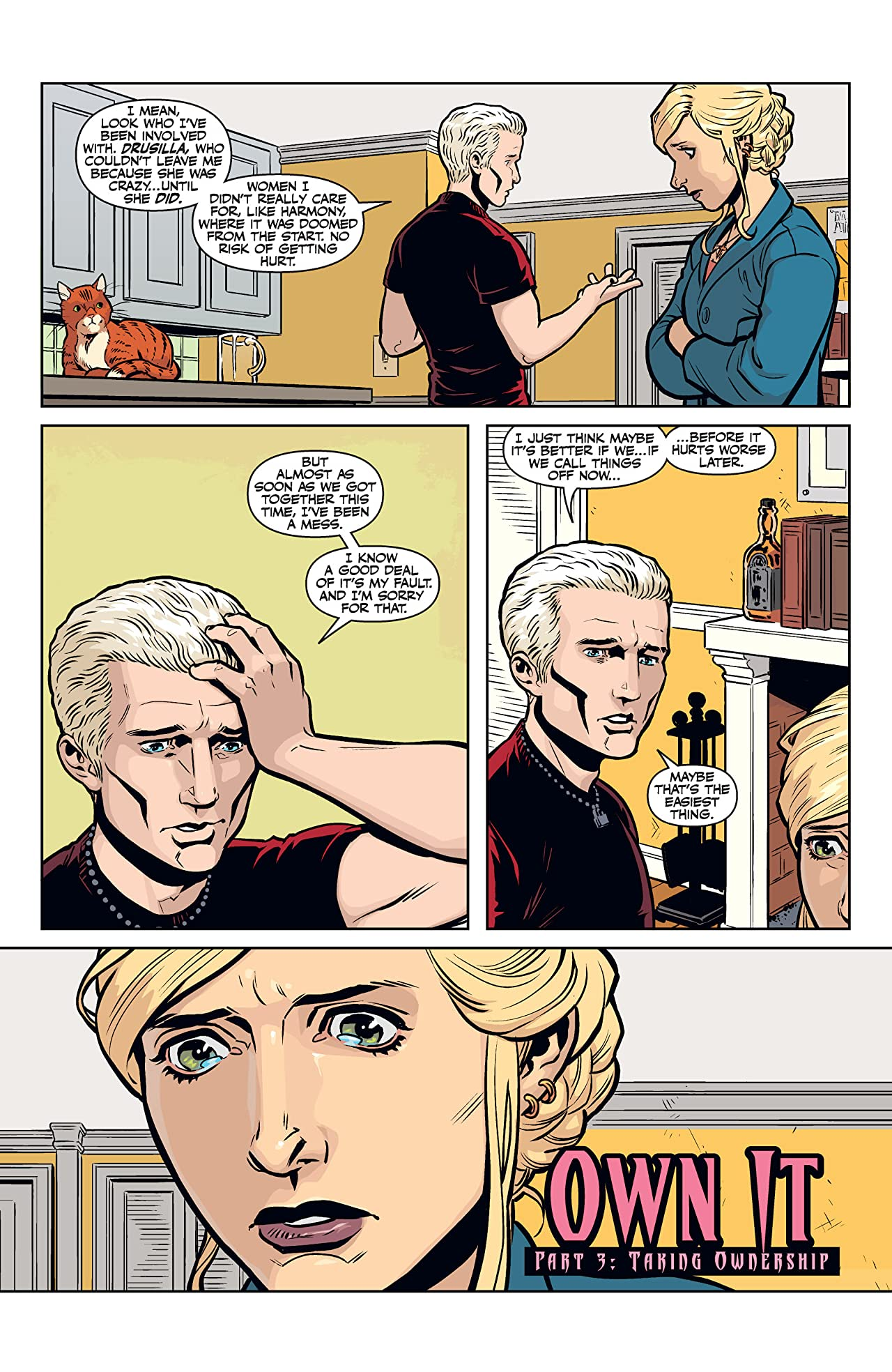 Buffy the Vampire Slayer: Season 10 #28