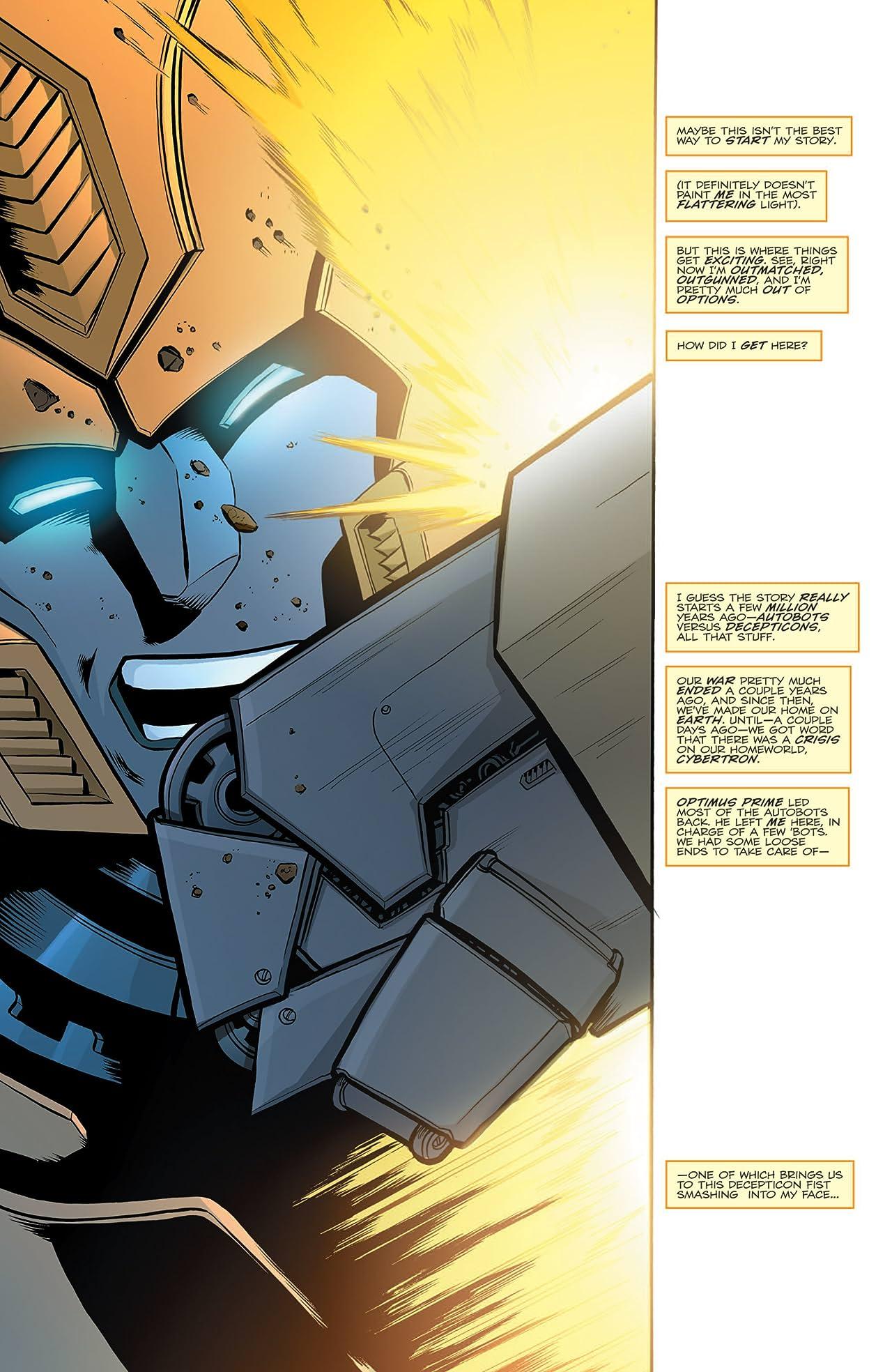 Transformers: Spotlight - Bumblebee