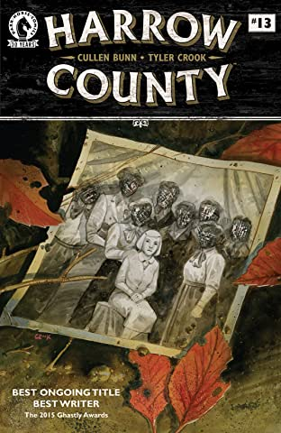 Harrow County No.13